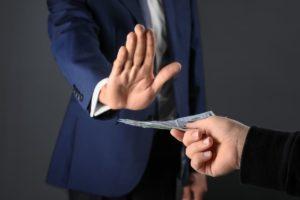 Справка об отсутствии коррупционного правонарушения - Летрадос